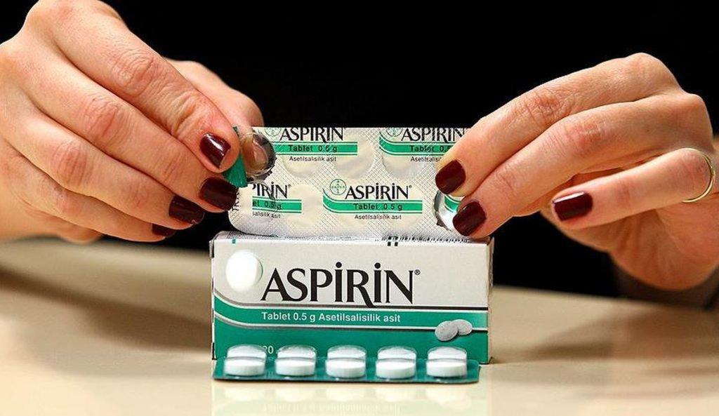 Aspirin ile Saç Bakımı