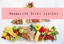 Herbalife Diyet Listesi