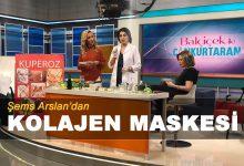 Şems Arslan Kolajen Maskesi