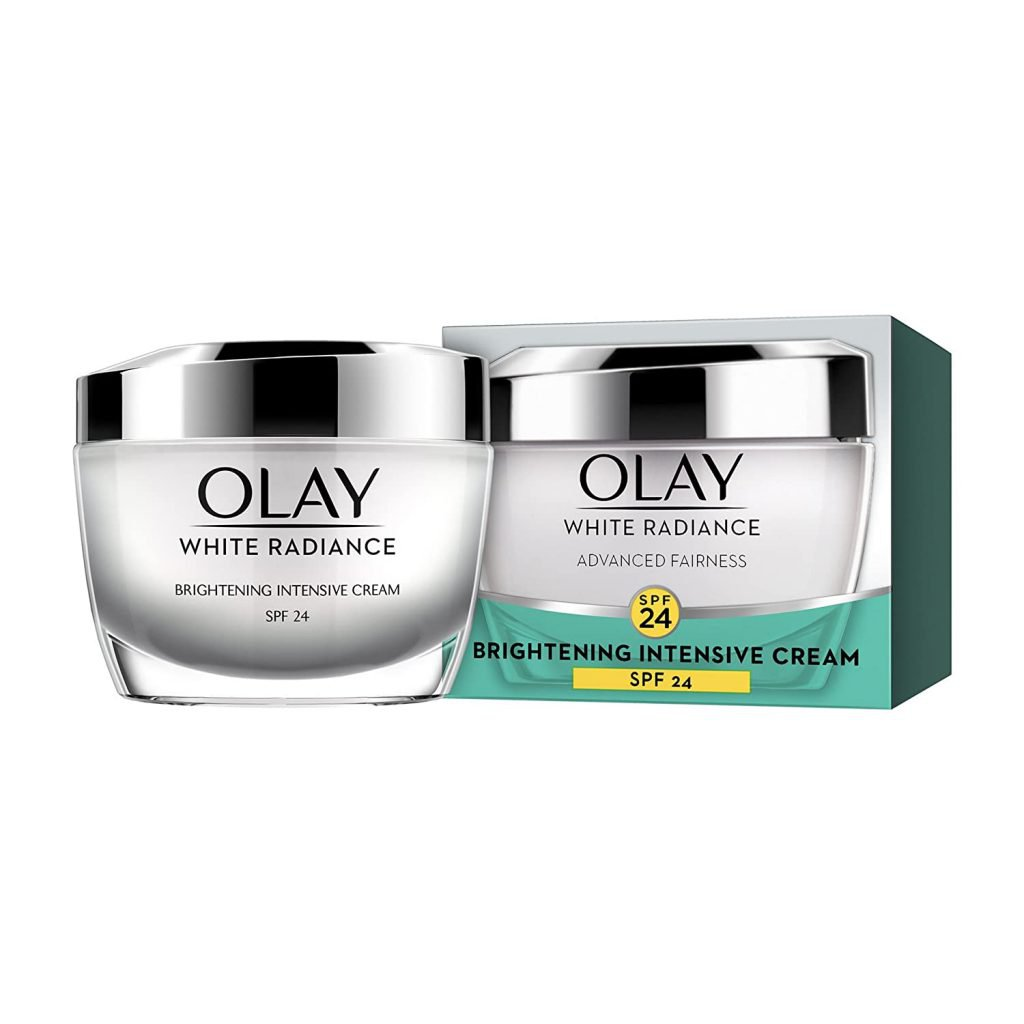 Olay White Radiance Advanced Brightening Intensive Cream