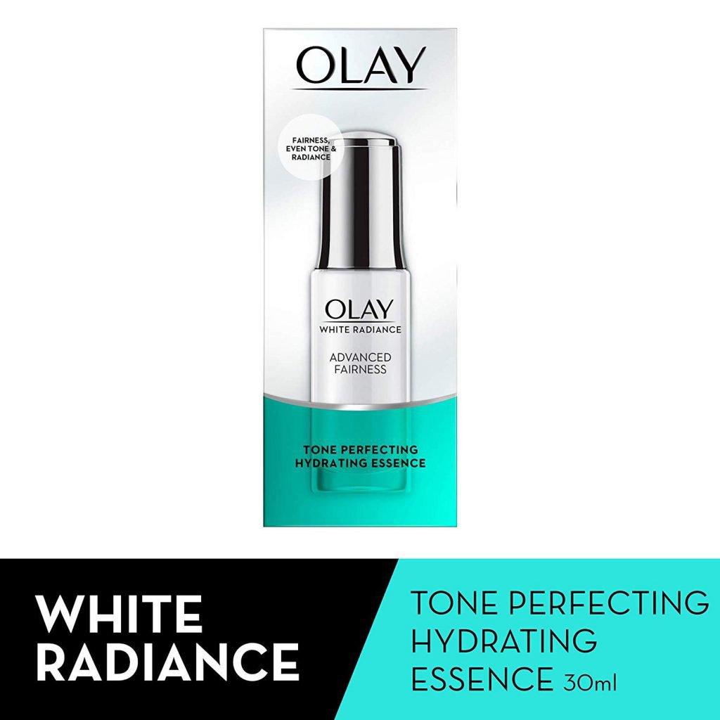 Olay White Radiance Tone Perfecting Hydrating Essence
