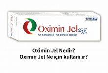 Oximin Jel