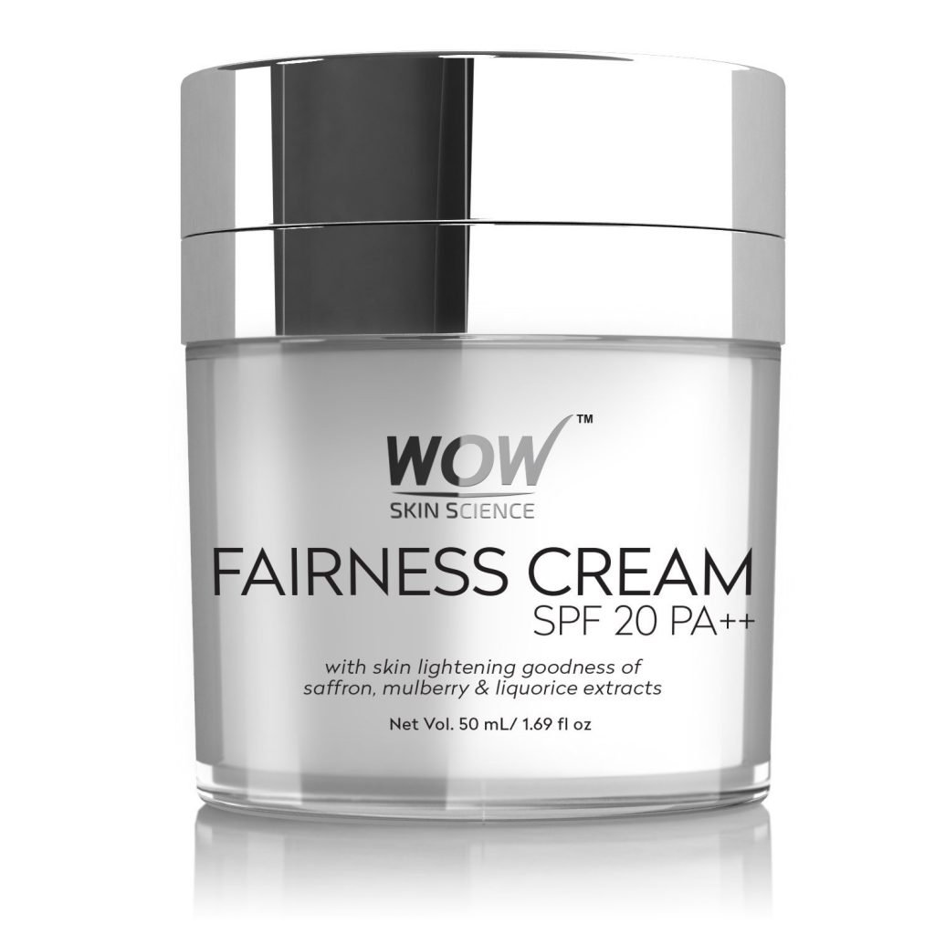 Wow Fairness Cream