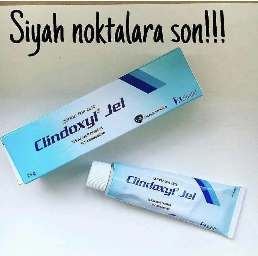 Clindoxyl Jel Krem