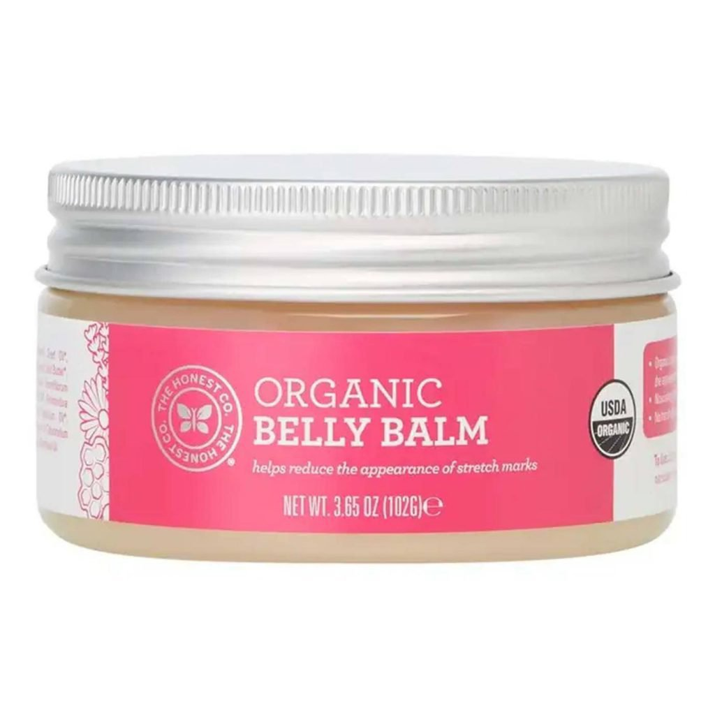 The Honest Co. Organic Belly Balm