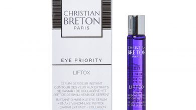 Christian Breton Eye Priority Liftox
