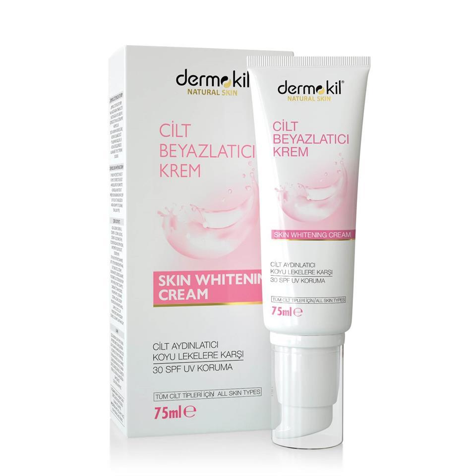 Dermokil Natural Skin Cilt Beyazlatıcı Krem