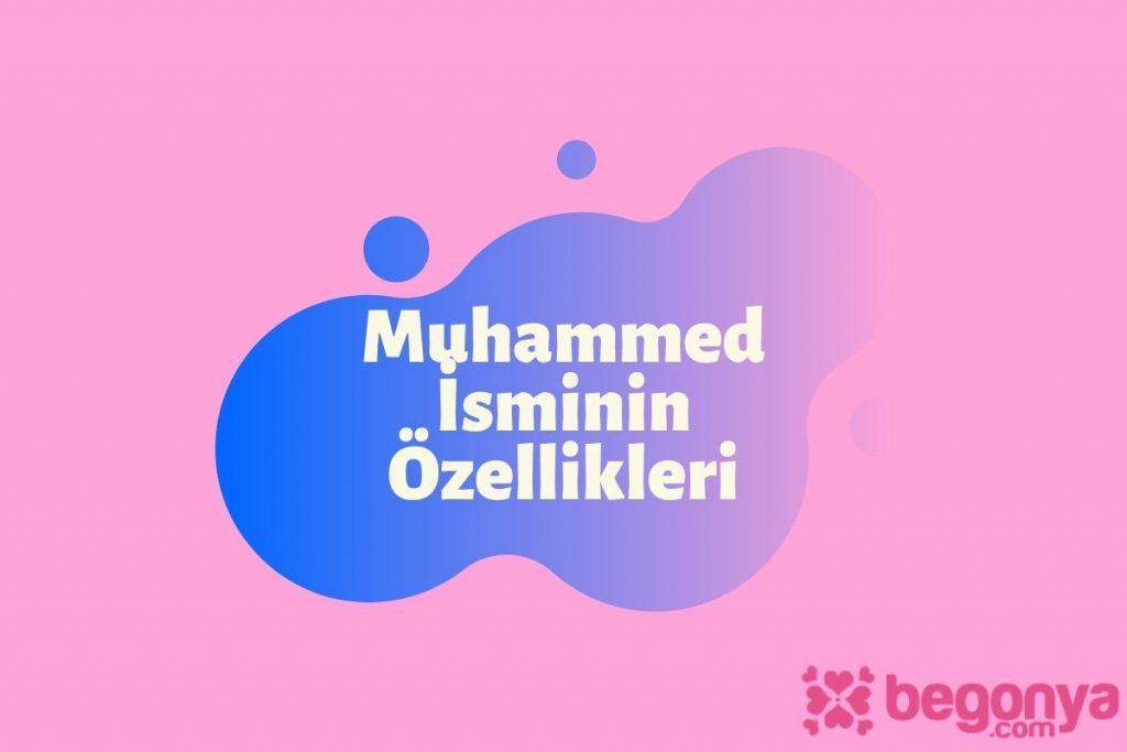 Muhammed İsminin Özellikleri