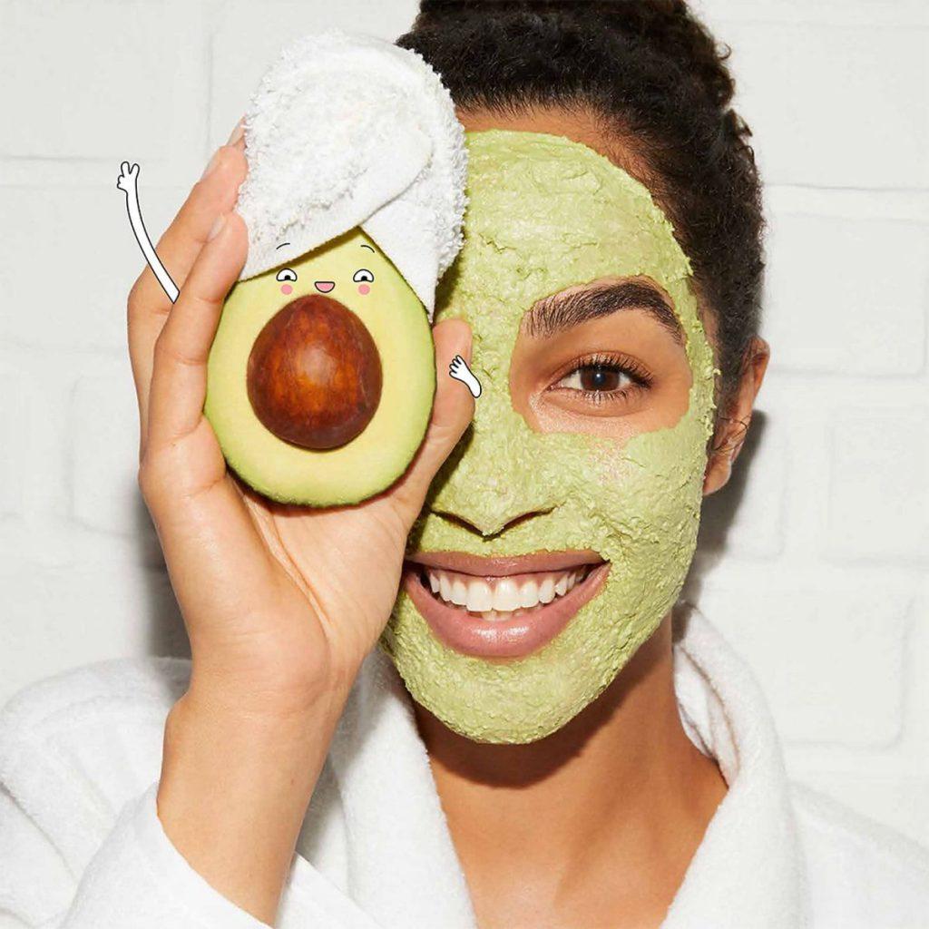 Avokado Çekirdeği Maskesi