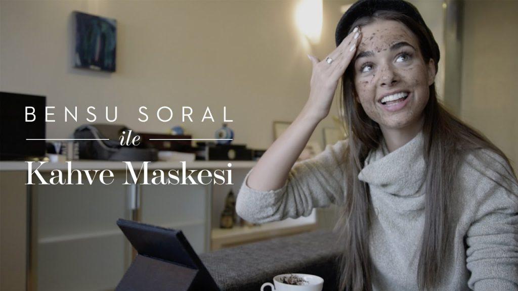 Kahve Peelingi - Bensu Soral