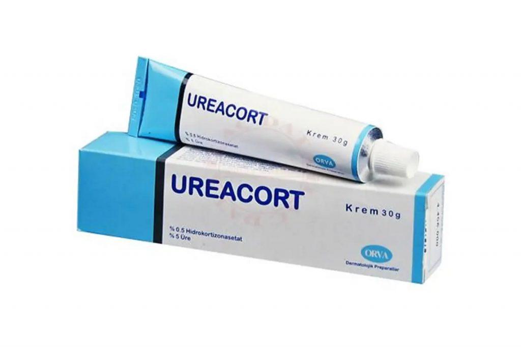 Ureacort Yağlı Krem