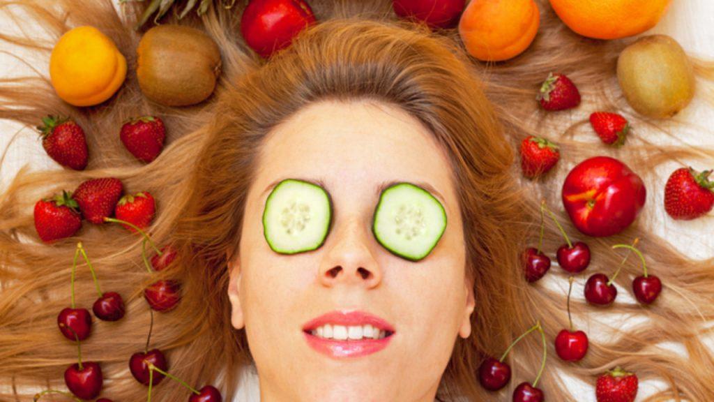 Yüz Kırışıklıkları için Bitkisel Tedaviler