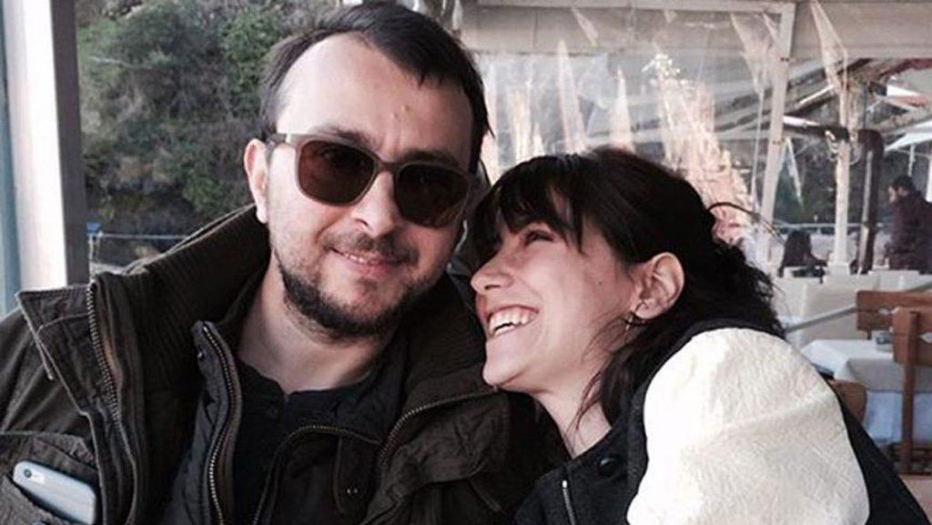 Hazal Kaya ve eşi Ali Atay