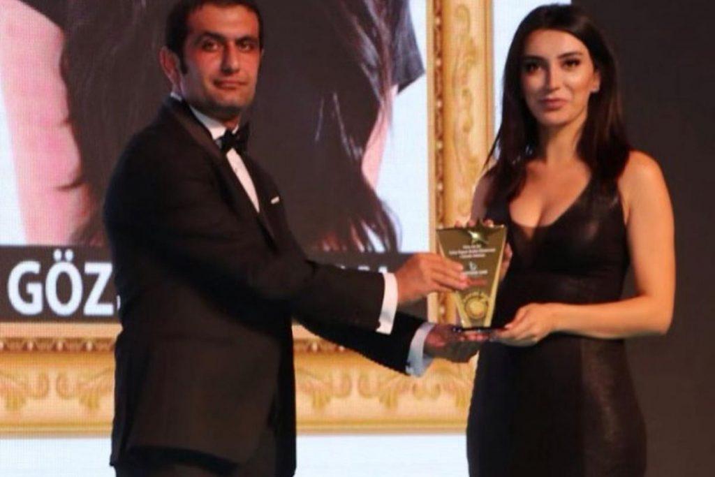 Gürkan- Yılın en iyi çıkış yapan kadın oyuncusu