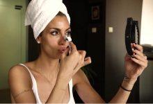 Çağla Şıkel Doğal Malzemelerle Cilt Bakımı Maskesi