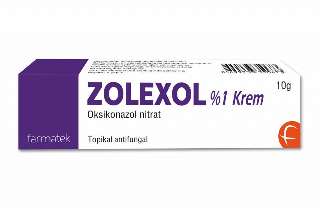 Zolexol krem
