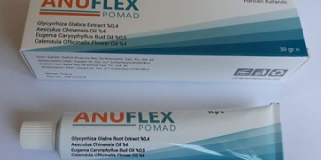 Anuflex Pomad Krem