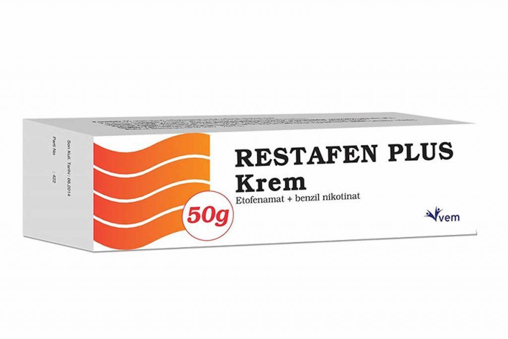 Restafen Plus Krem