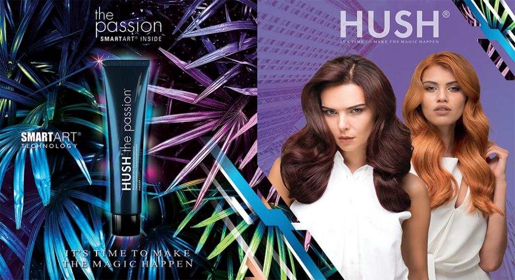 Hush The Passion Saç Boyası Renkleri