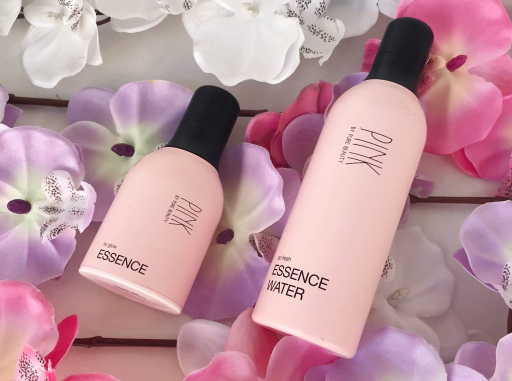 Pink By Pure Beauty So Glow Essence