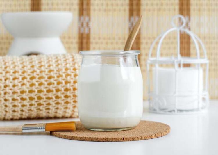 Süt ile Cilt Bakımı