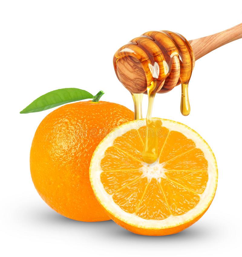 Portakal Kabuğu Bal Yoğurt Maskesi