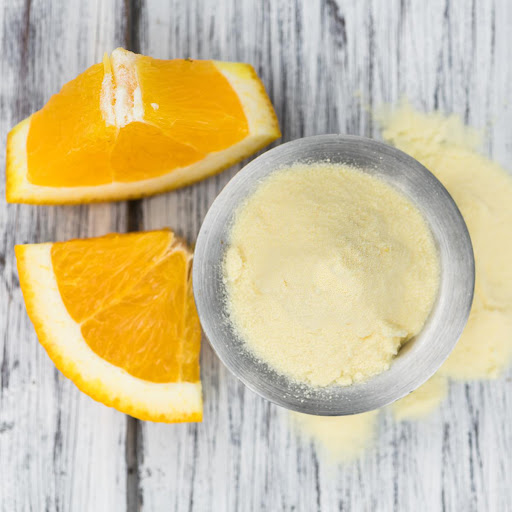 Portakal Kabuğu Tozu