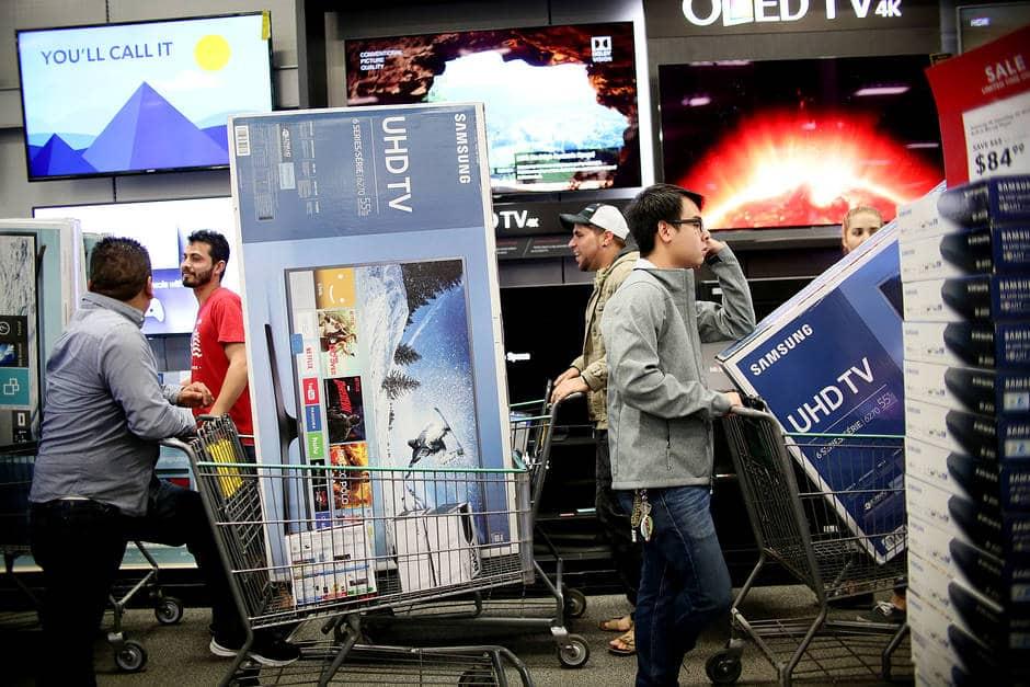 Televizyon Alışverişi