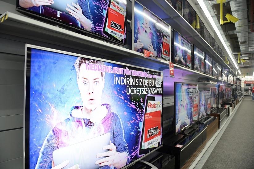 TV satan Mağazalar