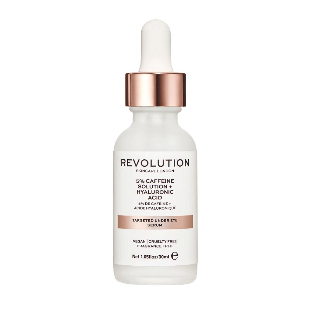 Revolution Skincare Göz Serumu Kafein ve Hyaluronik Asit
