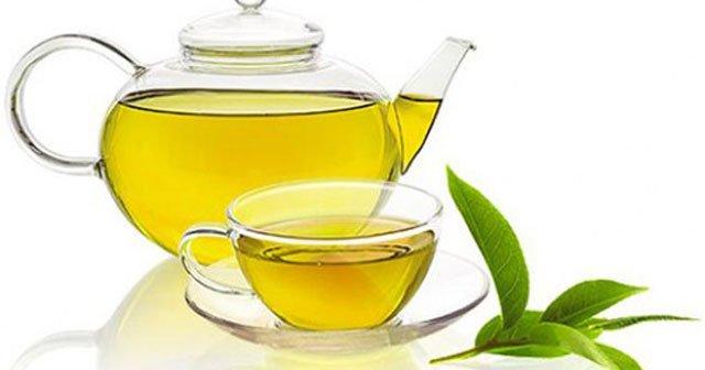 Yeşil Çay İle Kilo Vermek