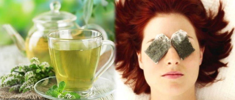 Yeşilçay İle Göz Bakımı