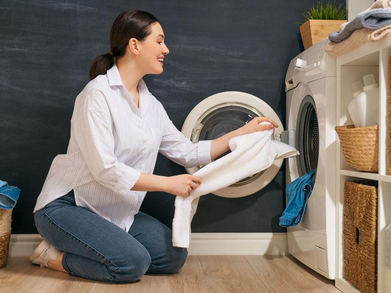 Beyaz Çamaşırlar Kaç Derecede Yıkanır