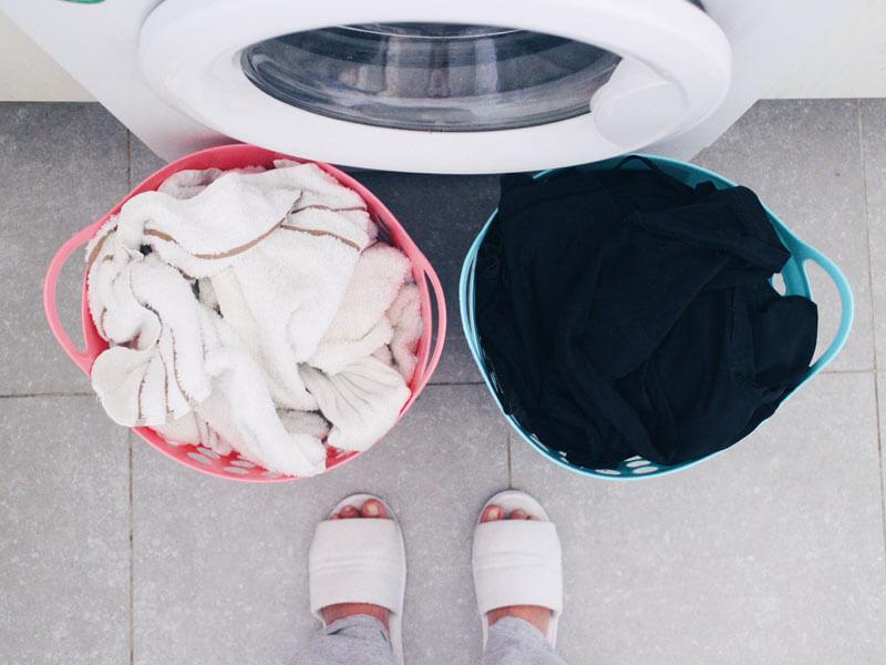 Çamaşırları Ayrıştırmak
