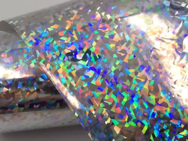 Hologram Yaldız Emprime Baskı
