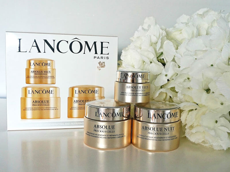 Lancome Absolue Precious Cells White Aura Miracle Serum