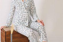 Önden düğmeli lohusa pijama