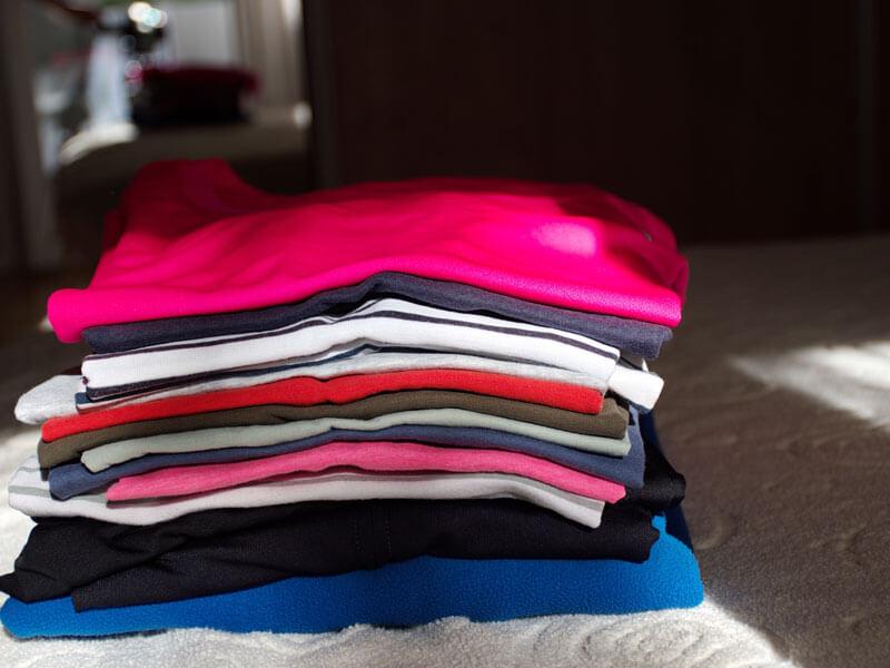 Renkli Çamaşırlar Nasıl Sınıflandırılır?