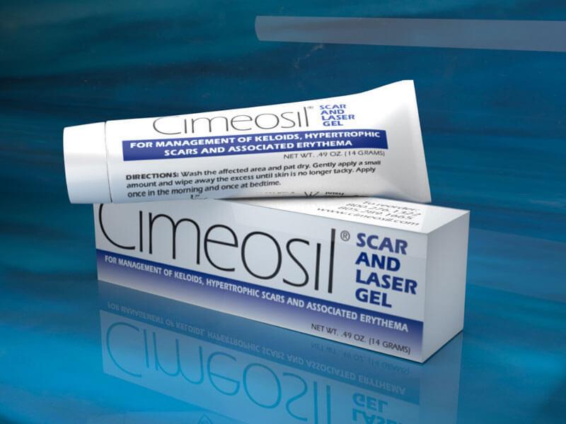 Cimeosil Scar and Laser Gel