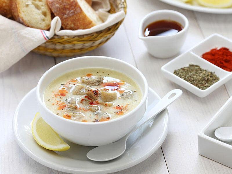 İşkembe Çorbası Tarifi İçin Malzemeler