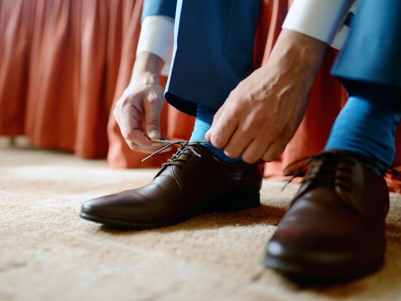 Koyu Renk Ayakkabılar