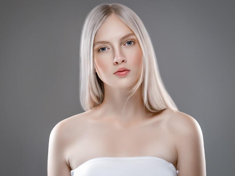 Platin Röfle Saç Nasıl Kullanılır?