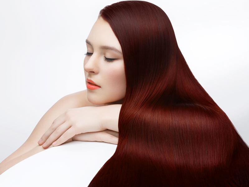 Saç boyası rengi