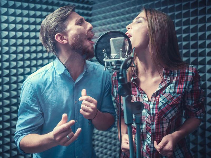 Şarkı Söylerken Ses Nasıl Güzel Çıkar