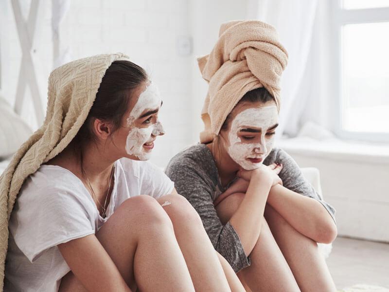 Yoğurt ile Ev Yapımı Cilt Maskesi