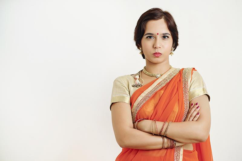 Hintli Kadınların Saç Bakım Sırları