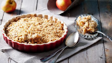 Apple Crumble Tarifi
