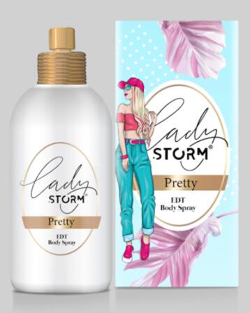 cady storm