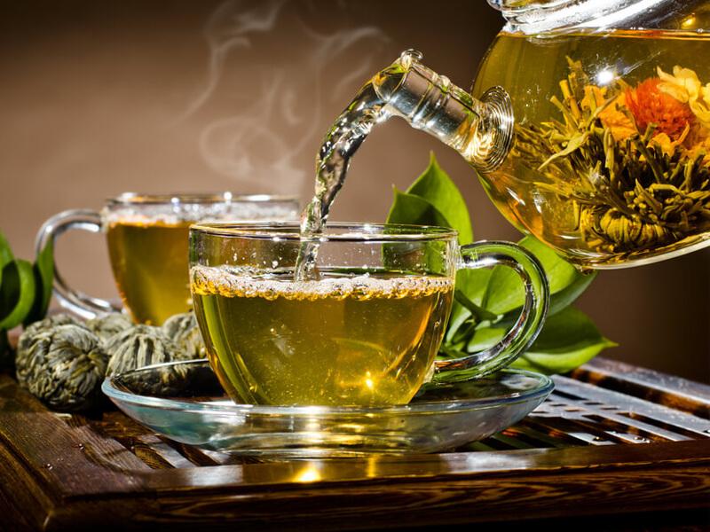 Çay İçinde Neler Var