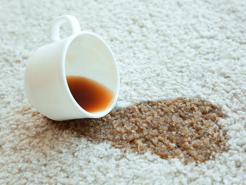 Çay Lekesi Halıdan Nasıl Çıkar